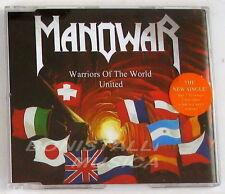 MANOWAR - WARRIORS OF THE WORLD UNITED Part 2 - CD Single Nuovo Unplayed