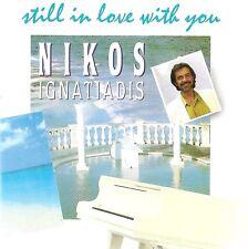 "NIKOS IGNATIADIS ""STILL IN LOVE WITH YOU"" CD CHOPIN SEGDITSA GREECE DISCO CNR 91"