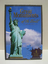 Great Monuments of the World Puzzle Book