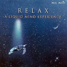 FREE US SHIP. on ANY 2 CDs! ~LikeNew CD Liquid Mind: Relax: A Liquid Mind Experi