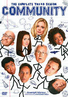 Community: Season 3 - DVD By Joel McHale - VERY GOOD