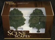 "Bachmann ""SceneScapes"" Walnut Trees: 5"" (2) Pack  - 32207"