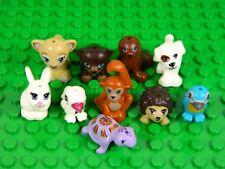 Lego Animals x10 Friends Baby Small Cute Puppy Genuine Brand New Lot B *