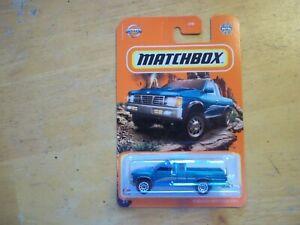 matchbox 95 nissan hardbody D21 p/u
