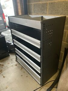 Metal Shelving Unit.  Ideal For Van or Garage