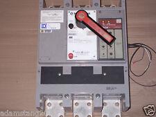 Ge Power Break Tpvvf6 Tpvvf6612 1200 Amp 3 Pole Shunt Breaker Micro Versa Trip