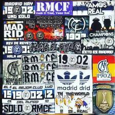 100 x Pegatinas Real Madrid inspirado por Ultras la bufanda a42107c3613