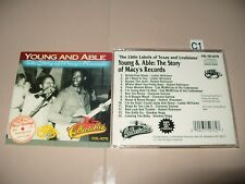 Young And Able The Story Of Macy's Records cd 1993 Ex + Condition