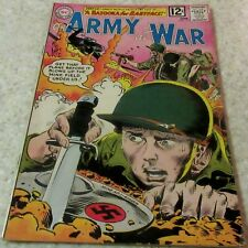 Our Army at War 119, (FN+ 6.5) 1962 Kubert art! 40% off Guide!