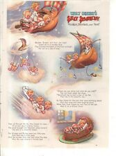 1937 Disney - Silly Symphony Wynken, Blynken, and Nod from Good Housekeeping