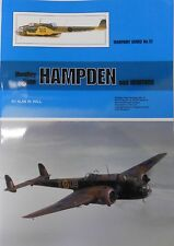Warpaint Series No.057 - Handley Page Hampden & Hereford       32 Pages     Book