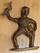 ancien personnage en bronze objet ethnique dieux bouddha asie inde ...???