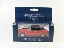 Colleccion === Modellauto 1:36 === Peugeot 404 Cabriolet Auto / car