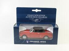 Colleccion === Modellauto 1:36 === Peugeot 404 Cabriolet Auto / car