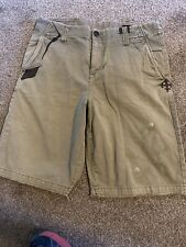 Hause Of Howe Mens Khaki Shorts Size 34