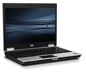 "PC Notebook HP EliteBook 2530p  12,1"" RAM 4 GB  120GB  DVD+/-RW senza fotocamera"