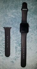Apple Watch Series 3 - 42mm (GPS only) - Space Gray Aluminium