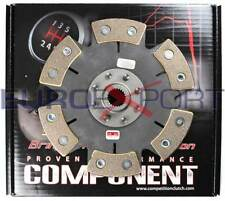 Eclipse Lancer Mitsubishi 4G63 6 Puck Solid Competition Clutch 99632-0620