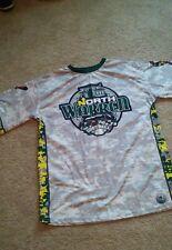 Elite-Softball S/S-Digi- Camo-Jersey MED.(fits big)boombah,Autism & Mario-NEW