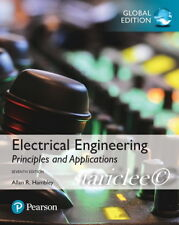 NEW Electrical Engineering Principles and Applications 7E Hambley 7th Edition