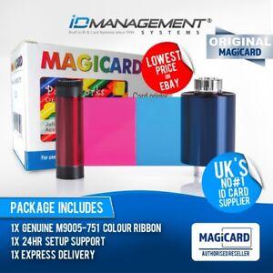 Magicard M9005-751 Farbe Band Für Rio / Tango / Avalon 350 Drucke