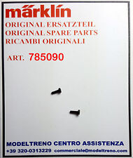 MARKLIN   78509 785090  VITE (2pz) -  SCHRAUBE-ZYL.  ( 2 Stück)  M2x 6