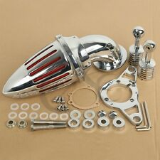 Air Cleaner Intake Filter For Harley Road Street Electra Glide Dyna Softail EFI