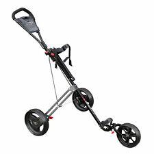 2019 Masters 5 Series Junior 3-Wheel Push Golf Trolley Cart Buggy Kids Childrens