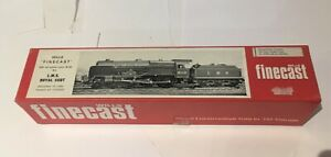 Wills Finecast OO gauge LMS Royal Scot Locomotive body Kit