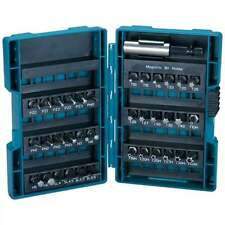 Makita B-28606 Screwdriver Bit Set Pozi Hex Torx Slotted in Case 37 Pcs