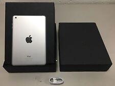 Apple iPad Mini 32GB, Wi-Fi, 7.9in - White- Grade A-EXCELLENT CONDITION