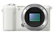 Sony ILCE-6000 Alpha a6000 Camera - White (Body Only) -Fedex to USA