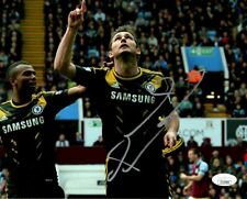 Chelsea FC Frank Lampard Autographed Signed 8x10 EPL Photo JSA COA #4