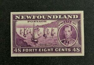Newfoundland Stamp #243 Proof MNG