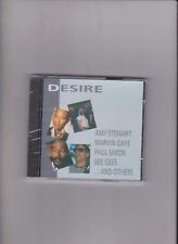 CD Desire fungo Amii Stewart Marvin Gaye Paul Simon BEE GEES and others