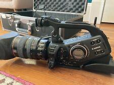 Canon Xl-H1 Mini Dv Camcorder W/ Case And Accessories