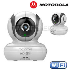 MOTOROLA Blink 83 HD Wi-Fi Remote Audio Video baby monitor telecamera di sicurezza domestica