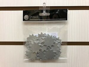 Silver or Gold Cut out cardboard stars