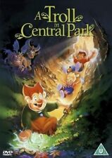 A Troll In Central Park [DVD-2003, 1-Disc] Region 2.