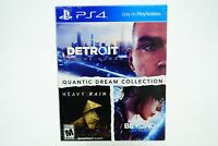 Quantic Dream Collection: Playstation 4 [Brand New] PS4