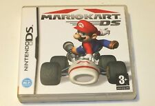 Jeu Mario Kart sur Nintendo DS