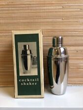 New Pier 1 Cocktail Shaker Stainless Steel