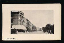 London Kensington & Chelsea Lancaster Rd pre1919 PPC Searjeanion Series