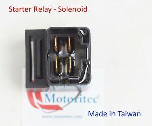 Starter Solenoid Relay for Polaris  Dinli Eton SMC APEX 50cc 90cc 100cc ATV  US