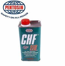 Pentosin CHF11S Power Steering Fluid & Convertible Top Hydraulic Pump Fluid