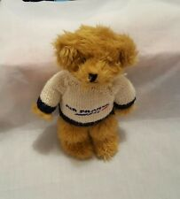Air France Soft Teddy Bear Plush Toy 9""