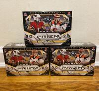 2020 PANINI PRIZM NFL FOOTBALL MEGA BOX BURROW TUA HERBERT RC TARGET 20 PINK