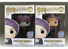 PROFESSOR QUIRRELL / VOLDEMORT NYCC 2018 LTD EXCLUSIVE FUNKO POP HARRY POTTER 68