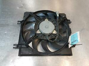 SUBARU IMPREZA AIR CONDITIONING FAN, 2.5, G3-G4, 04/07-10/16