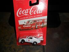 1988 Porsche 911 Team Turbo Coca-Cola Coke Diecast Metal Toy 1/64 Hartoy